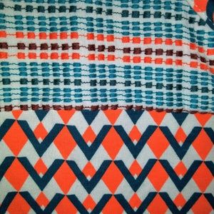 C. Wonder Dresses - C.Wonder Dress Geometric Triangle Design NWOT A37
